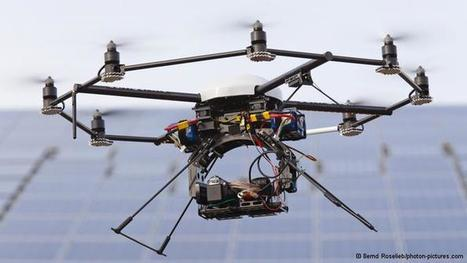 Robot helicopters swoop in to help from the air | Sci-Tech | DW.DE | 12.05.2012 | The Robot Times | Scoop.it