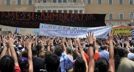 ¿En qué consiste el rescate a Grecia? El ejemplo del sector eléctrico griego (y II) - La Marea | El OCE en los medios | Scoop.it