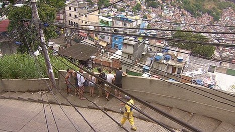 Rio's slums the hot World Cup destination? | North and South America and Asia | Scoop.it