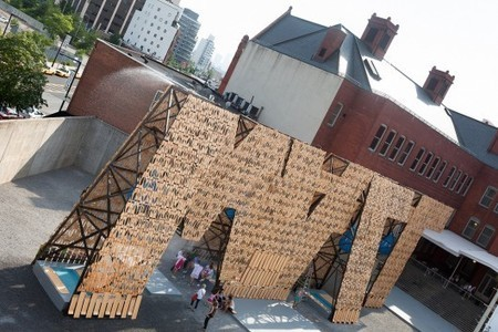 2014 Young Architects Program - YAP P.S.1 Shortlist | The Architecture of the City | Scoop.it