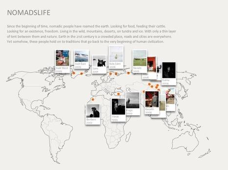 Nomadslife - Jeroen Toirkens | Unit V Agricultural Land Usage | Scoop.it
