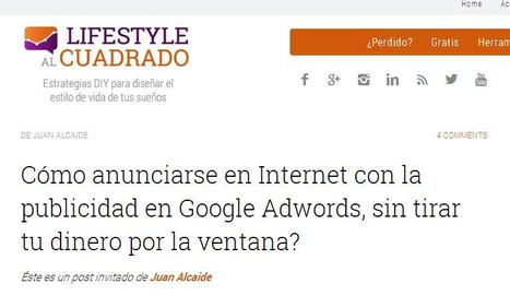 Cómo anunciarse en Internet con la publicidad en Google? | Links sobre Marketing, SEO y Social Media | Scoop.it