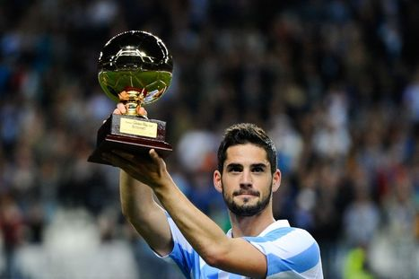 Manchester City transfer news: Isco is destined to be a worldwide star, and Manchester City is the perfect platform | Football Transfers | Scoop.it