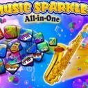 A FREE Music App – Music Sparkles — iGameMom | Living | Scoop.it