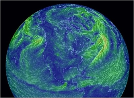 A Trance-Inducing Simulation of All the Winds In the World | Sustainable Futures | Scoop.it