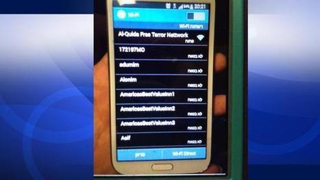 #CyberSecurity LAX flight delayed after #WiFi hotspot name prompts concerns | #Security #InfoSec #CyberSecurity #Sécurité #CyberSécurité #CyberDefence & #DevOps #DevSecOps | Scoop.it