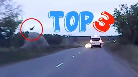 TOP 3 Ejected From The Car | Fail Videos and Funny Stuff | Scoop.it