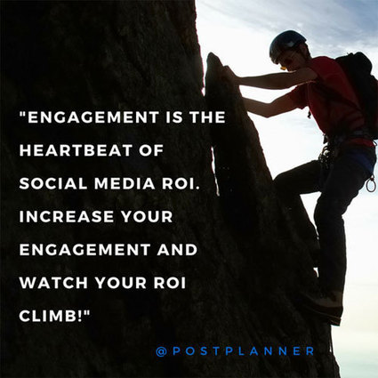 5 Battle-Tested Tactics for Getting ROI on Social Media (Show Your BOSS!) | content marketing for results | Scoop.it