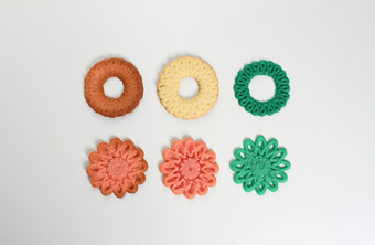 3D Printed Christmas Cookies | Big and Open Data, FabLab, Internet of things | Scoop.it