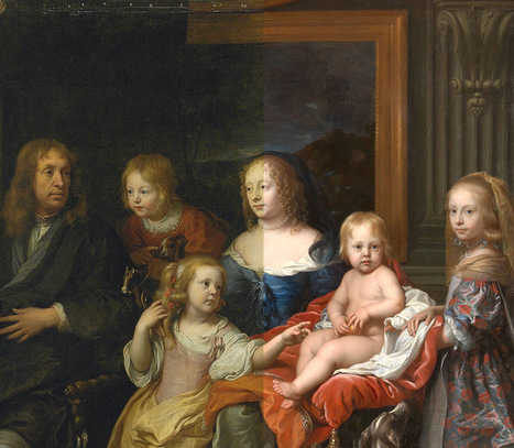 The Meticulous 10-Month Restoration of a 355-Year-Old Painting at the Metropolitan Museum of Art | News in Conservation | Scoop.it