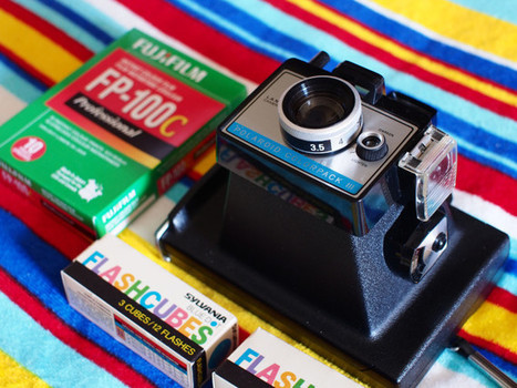 The end of an era: Fujifilm kills off FP-100C, the last of its instant peel-apart paper - DIY Photography | Film Photography Rules! | Scoop.it