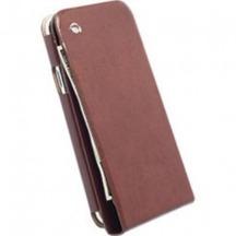 Krusell Tasche Kalmar WalletCase für Samsung Galaxy S5 - Braun 76016     tablet zubehör   Scoop.it