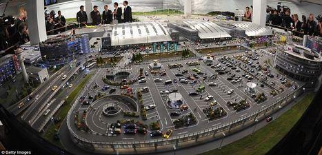 Honey, I shrunk the Flughafen: German builds world's largest model airport | Technoculture | Scoop.it