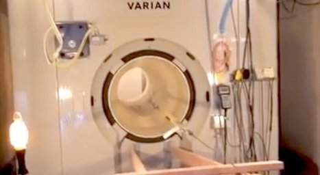 Shocking Video Shows Why You Should NOT Wear Any Metallic Object When Going For MRI   MRI safety   Scoop.it