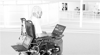 The wheelchair controlled by thought | #Innovation | Scoop.it