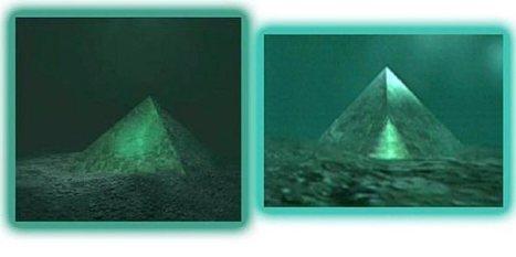Deux gigantesques pyramides de cristal dans le Triangle des Bermudes   Un peu de tout et de rien ...   Scoop.it