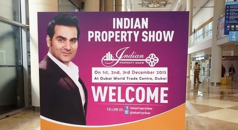 Indian Property Show Commences On 1st December In Duba Right Time For Dubai Based NRI's To Invest On Indian Realt The Property Show Features 170 Developers, 600 Projects and 45,000 Properties   Dubai UAE (Real Estate, Corporate Advertising & Interior Fit outs)   Scoop.it