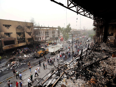 Death toll from Isis bombing in Baghdad rises to 250 | The Pulp Ark Gazette | Scoop.it