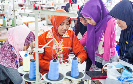 Indonesia : The Next Stop for Fashion Retailers   When Fashion Meets Business   Scoop.it