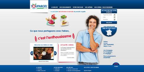 Toupargel lance son nouveau site au recrutement   Jean-Noël Chaintreuil   test   Scoop.it