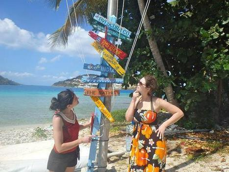 Sunday Fun-day the Local Way - Sonic Charters | St Thomas Boat Rental | Scoop.it