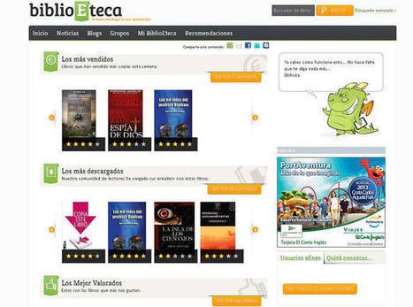 BiblioEteca, una red social para compartir la pasión por la lectura - RTVE | promocion a la lectura | Scoop.it