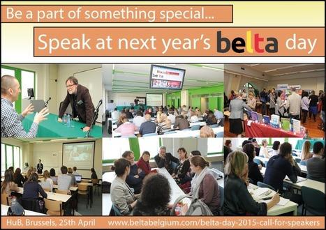 BELTA Day 2015 - Call For Speakers | ELT Digest | Scoop.it