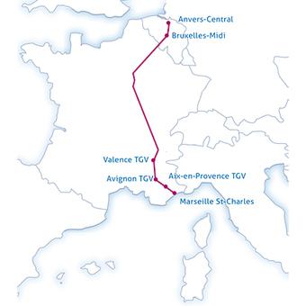 Cap sur la Provence avec Thalys Soleil ! | Bastide des Camélias | Scoop.it