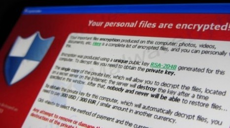 Un futur ransomware visant Linux pourrait dévaster Internet | Geeks | Scoop.it