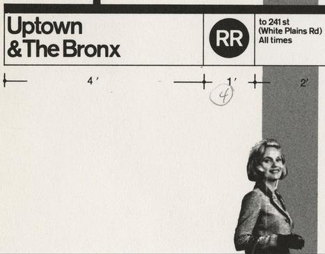 Une campagne pour réimprimer la charte graphique du métro de New York récolte 250.000 dollars. En un jour | Visual Strategy | Scoop.it