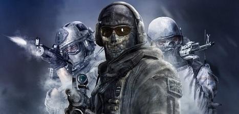 Call of Duty : Une infographie qui dévoile des chiffres fous, fous, fous | Geeks | Scoop.it