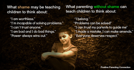 Shame Does Not Teach Children to Do Better | Psychology & psychotherapy | Scoop.it