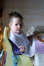 Vente de bavoirs - Bavoir Sitegran   Astuces maman-bébé de la puériculture   Scoop.it
