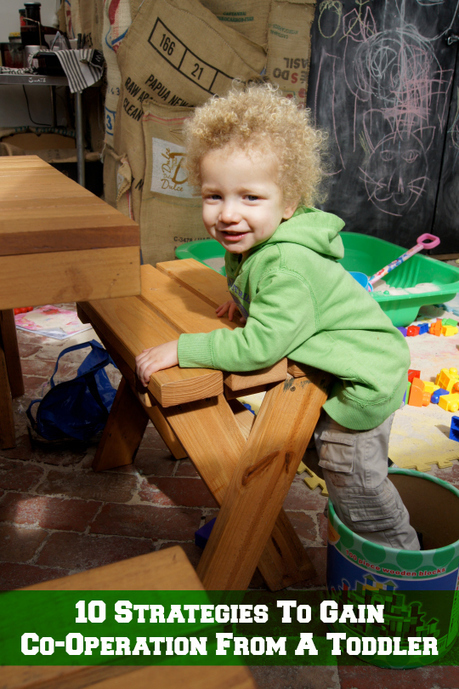 10 Strategies To Gain Co-Operation From A Toddler | Grow with Kids | Scoop.it
