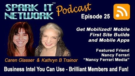 25 - Getting Mobilized | Promote Your Passion | Scoop.it
