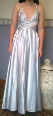 Sheath/Column Sweetheart Asymmetrical Taffeta Prom Dress With Ruffle Beading Flower(s) Sequins (018002500) FitDress.co.uk   Fashion   Scoop.it