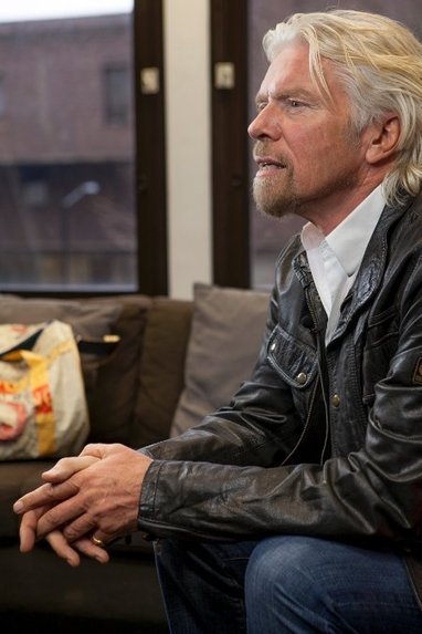 How I Hire: Focus On Personality ~ Sir Richard Branson | Leadership and Entrepreneurship | Scoop.it