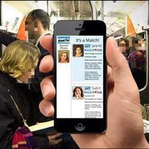 Privacy: Facial recognition app helps you internet stalk that girl you saw on the bus | Allicansee | Scoop.it
