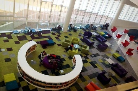 The Future of Libraries: Short on Books, Long on Tech | The Information Professional | Scoop.it
