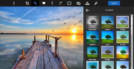 piZap   Online Photo Editor & Collage Maker   Fun Edit Effects & Images   EDUkit   Scoop.it