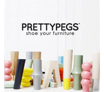 Prettypegs - Design Milk   Décoration d'intérieur, tissus et papiers peints de luxe   Scoop.it