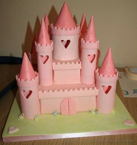 Tutorial Torta Castello Cake Design E Decoraz