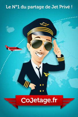 Après le covoiturage, le cojetage : partage de jet privé | ParisBilt | Scoop.it