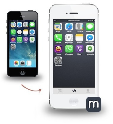 Download MobiPast – Free cell phone tracker for iPhone and Android – How does it work | Spy mobile - Mobile spy | Scoop.it