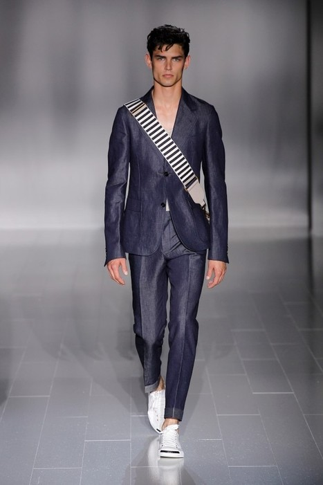 Gucci – Milan Collection Homme Printemps/Été 2015 | Menswear | Scoop.it