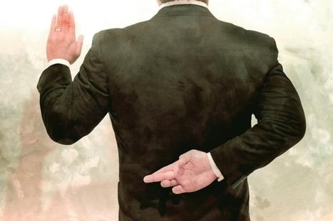 Liar, Liar: How the Brain Adapts to Telling Tall Tales | News we like | Scoop.it