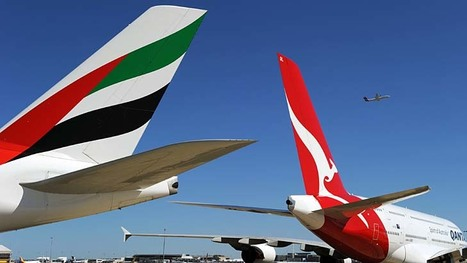Qantas-Emirates: a boon for business travellers? - The Age (blog) | Travel and Tourism | Scoop.it