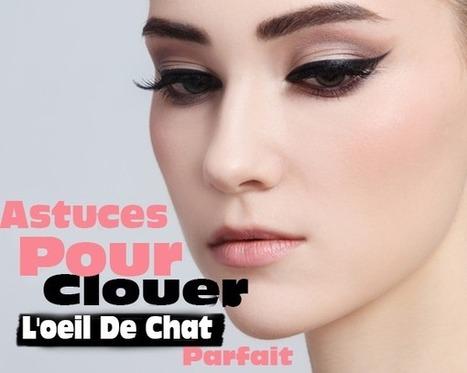 7 Maquilleurs Partagent Leurs Astuces Pour Clouer L'oeil De Chat Parfait   Maquillage   Scoop.it
