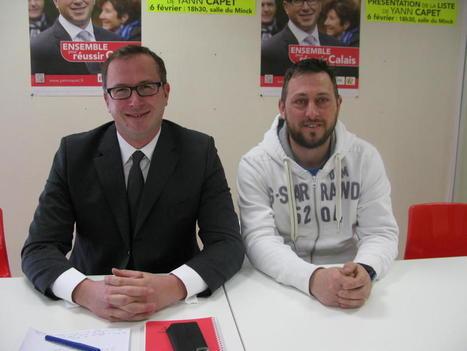 Municipales à Calais : Djezon Boutoille confirme son engagement ... - La Voix du Nord   les élections municipales de Calais 2014   Scoop.it