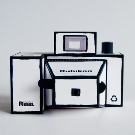 Rubikon Pinhole Rebel - by Jaroslav Juřica | Digital #MediaArt(s) Numérique(s) | Scoop.it